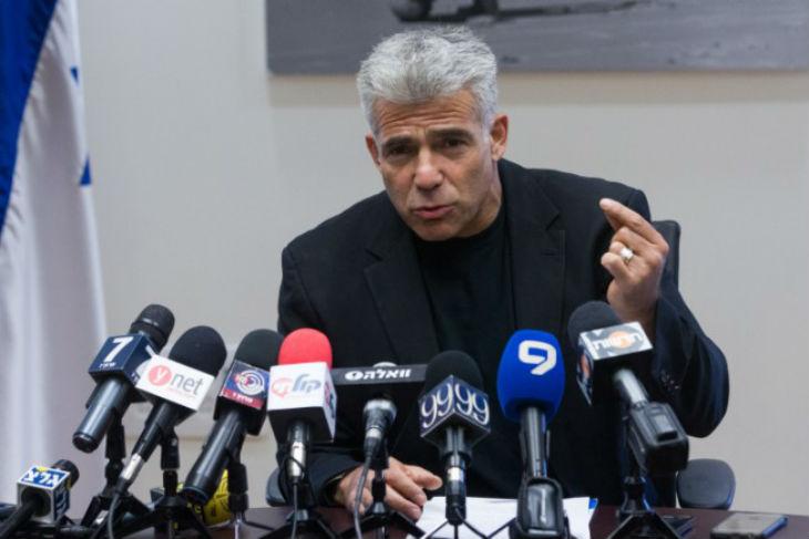 Yaïr Lapid: « Les Iraniens mentent et le monde veut qu'on lui mente. Il s'agit d'un terrible accord, qui met en danger la sécurité d'Israël et la sécurité du monde »