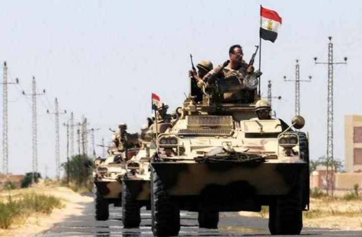 Egypte:  296 djihadistes et 8 soldats ont été tués depuis le début d'une vaste l'offensive dans le Sinaï contre l'Etat islamique