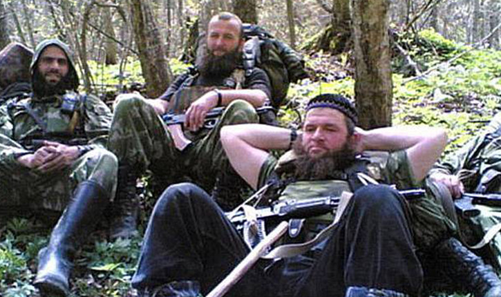 Russie: 2000 musulmans du Caucase rallient l'Etat Islamique