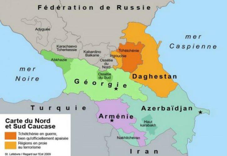 Renseignements : lutte d'influence entre L'Etat islamique et Al-Qaida dans le Caucase. Poutine vigilant