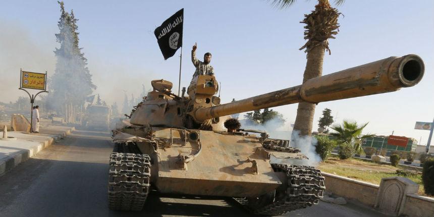 Selon la Russie l'Etat islamique possède des éléments d'armes de destruction massive
