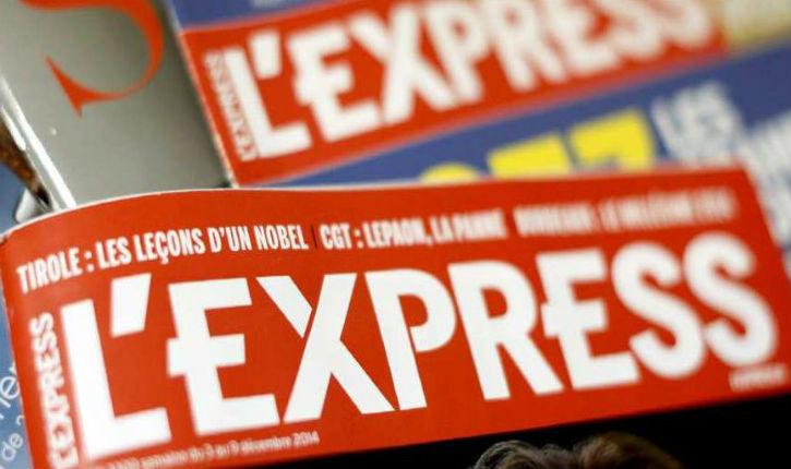 Flagrante désinformation anti-Israël dans l'Express