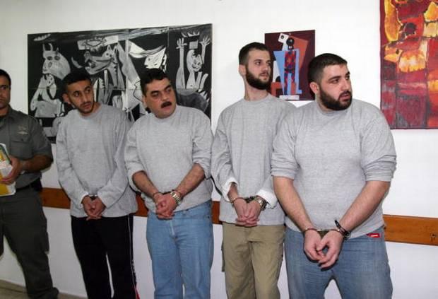 kuntar prisonnier