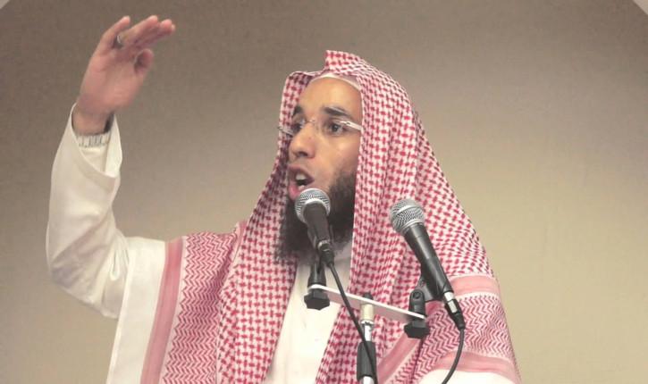 Rachid Abou Houdeyfa, l'Imam salafiste de Brest, appelle ses fidèles à se mobiliser face au FN