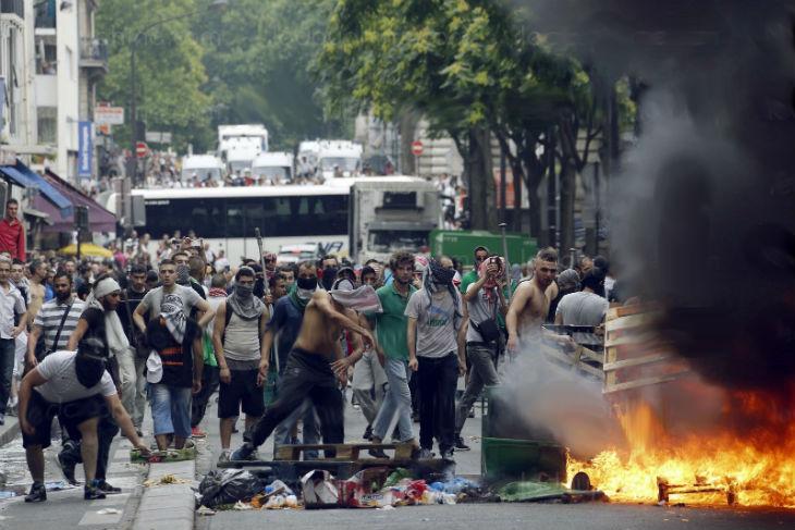 Importer en Europe un conflit qui ne nuise qu'aux Juifs ? Impossible !