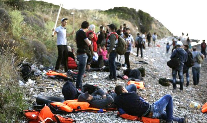 Migrants: Accroissement des viols en Allemagne « L'afflux toujours croissant de réfugiés a pour conséquences de nombreux viols et agressions sexuelles »