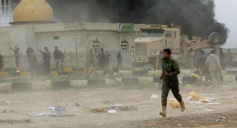 L'Etat Islamique utiliserait des armes chimiques au chlore contre les Kurdes