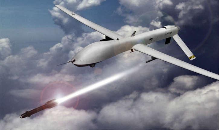 La France veut se doter de drones armés afin de rattraper son retard sur les pays comme les Etats-Unis, Israël et la Grande-Bretagne