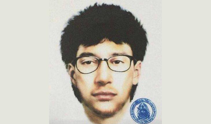 Attentat à Bangkok : mandat d'arrêt contre un étranger. Le portrait-robot du suspect, qui ferait partie d'un réseau, diffusé