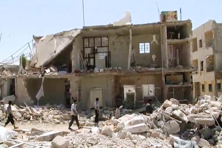 Syrie : la guerre entre sunnites et chiites.  Par Dr Ephraim Herrera