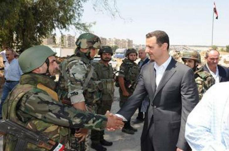 Syrie: «Fatiguées» et minées par les désertions, les forces de Bachar Al-Assad ne cherchent même plus à reconquérir leurs positions