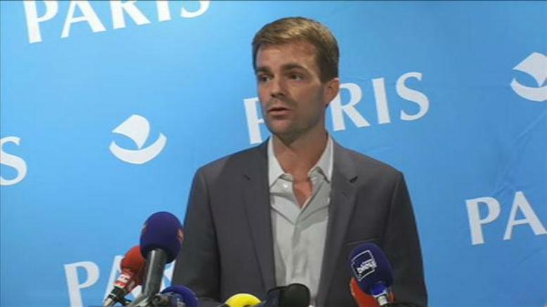 Bruno Julliard de la mairie de Paris : « Pas d'amalgame avec la politique brutale du gouvernement israélien »