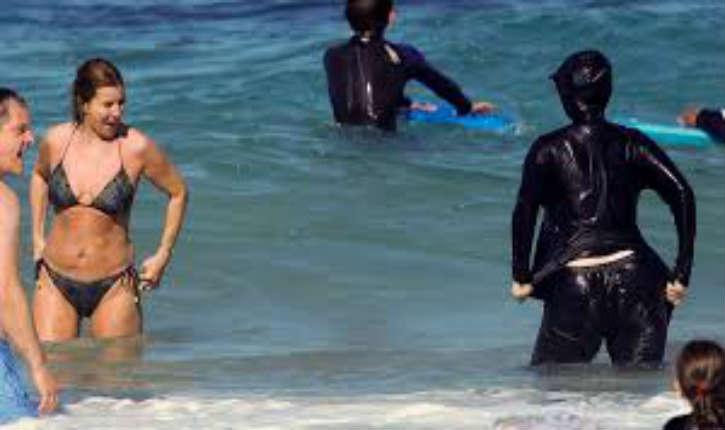 Jean-Louis Harouel : «Les femmes qui portent le burkini sont des militantes voulant imposer une culture et un mode de vie»