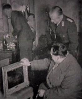 H.Goering fut l'organisateur en chef pour toute l'Europe de ce pillage