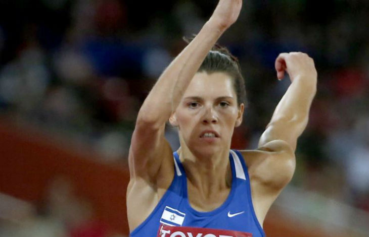 L'Israélienne Hannah Knyazyeva médaille d'argent aux championnats du monde d'athlétisme de Pékin