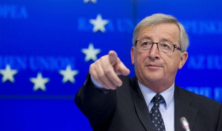 Immigration : Juncker «Il ne faut pas se laisser aveugler par la pensée populiste présente dans tous les pays»