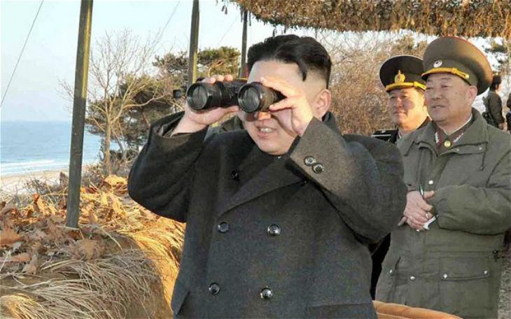 Corée du Nord: Kim Jong-Un ordonne à ses troupes de se tenir prêtes au combat. l'UE appelle à «éviter les provocations»