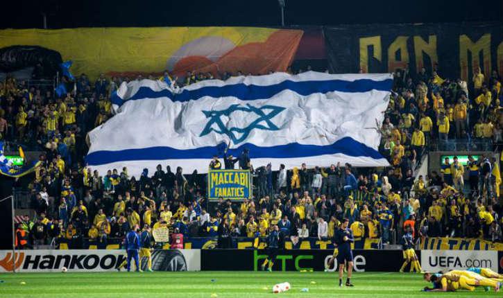 Istanbul: une pancarte antisémite dans l'hôtel des joueurs du Maccabi Tel Aviv