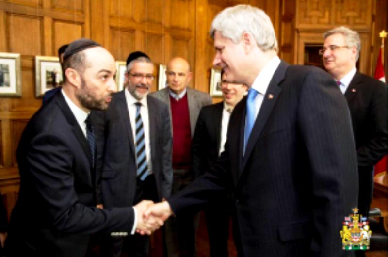 Steve Maman: ce canadien juif qui sauve les chrétiens d'Irak des mains de l'Etat Islamique