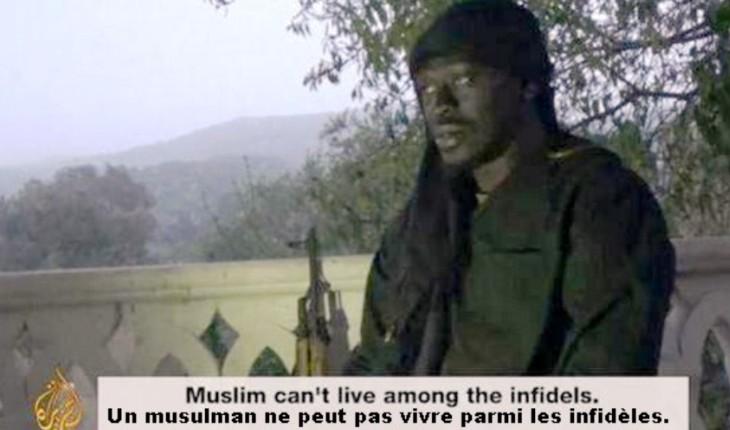 Le djihadiste qui ridiculise la République
