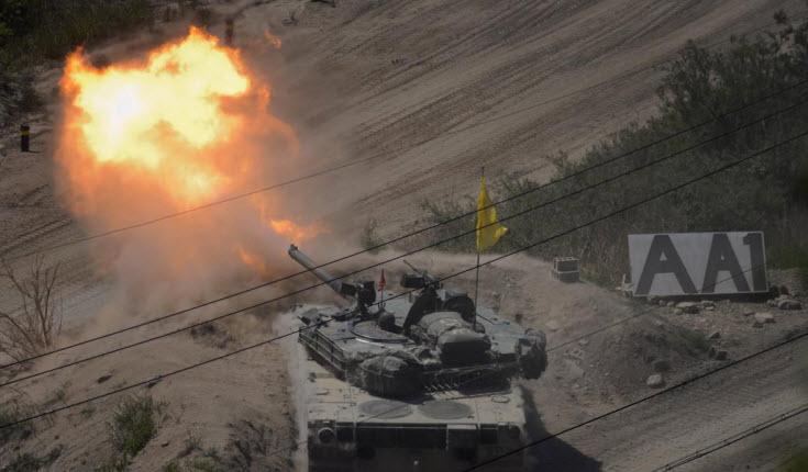 Tension en Asie: La Corée du Nord bombarde une unité militaire sud-coréenne. Séoul réplique à coups d'obus