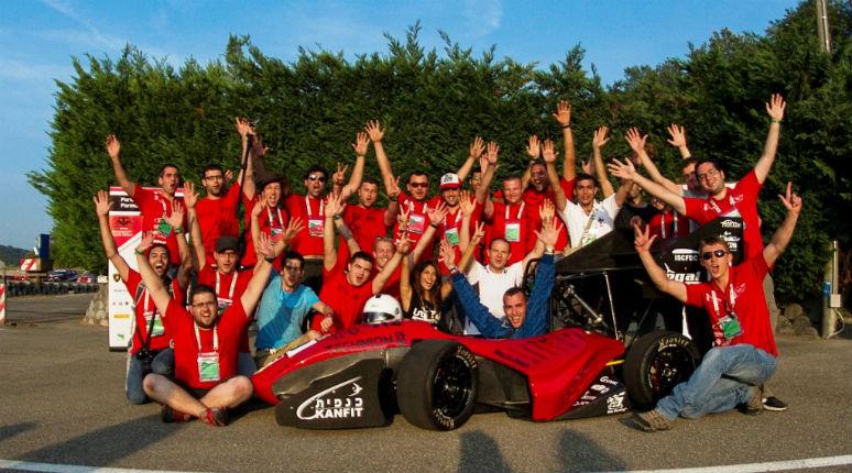 Innovation israélienne : Un casque avec affichage sur la visière des données pour la Formule 1 inventé par les étudiants du Technion