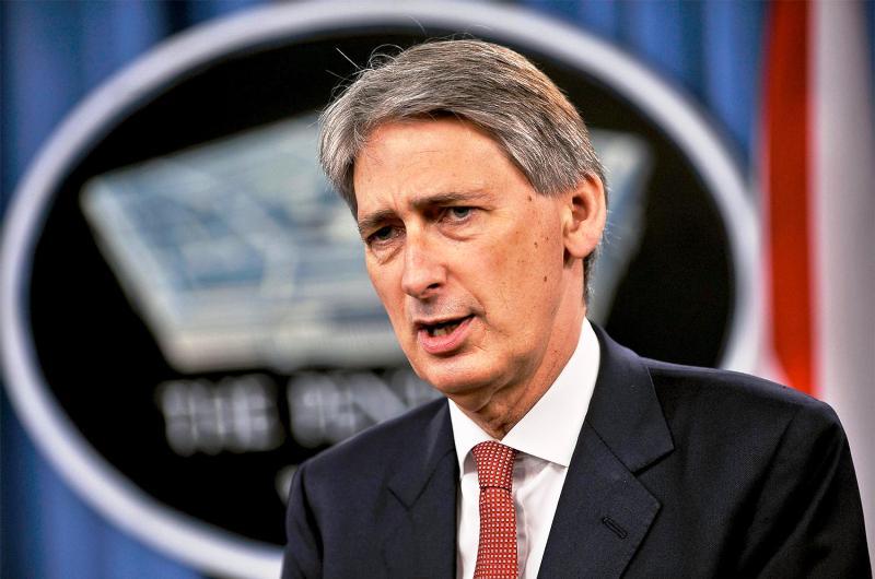 Téhéran: enthousiasme indécent du ministre britannique des Affaires étrangères