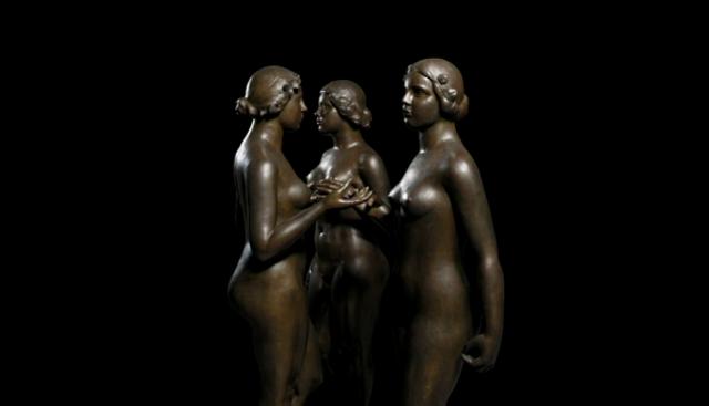 Un bronze de Maillol dont on ignore le propriétaire