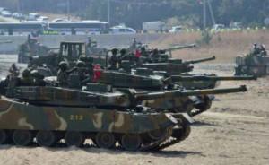 armée corée du nord