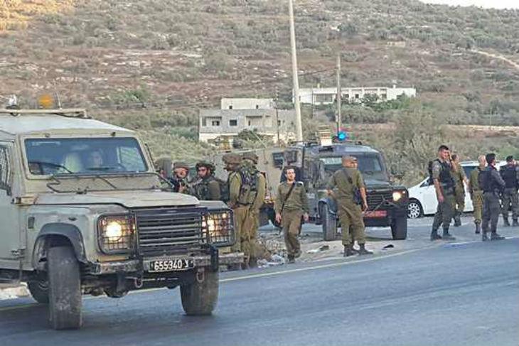 Nouvelle attaque terroriste palestinienne : tentative de meurtre sur un garde-frontières à Tapuach