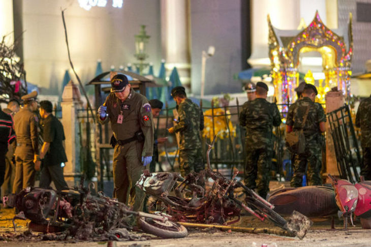 Attentat de Bangkok : le suspect, d'origine turque, refuse de coopérer. Il avait plus de 200 faux passeports