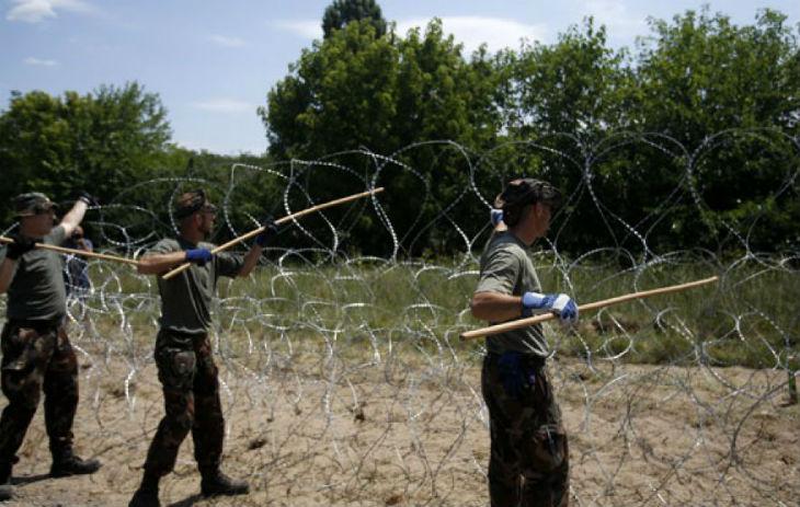 Hongrie: 500 chômeurs réquisitionnés pour construire sa barrière anti-immigration
