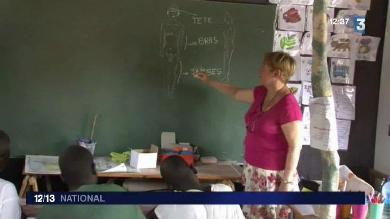 Calais : Une école pour apprendre le français aux immigrés clandestins