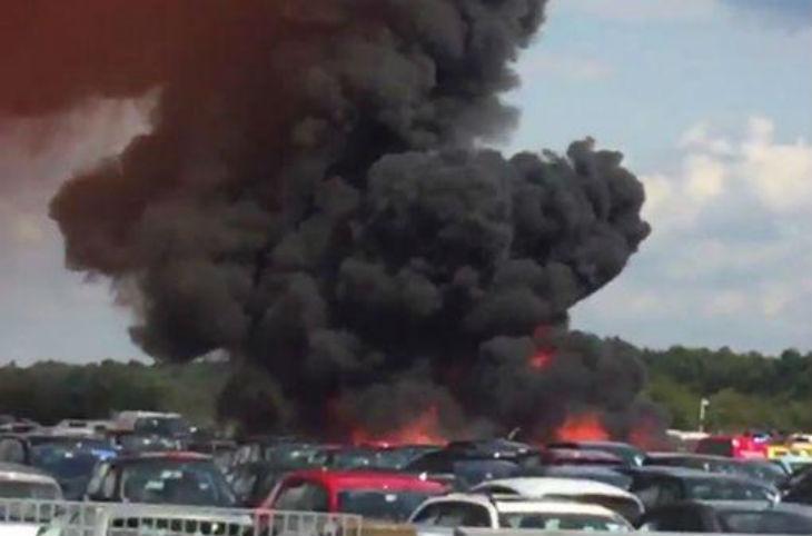 Grande-Bretagne : des membres de la famille de Ben Laden tués dans le crash d'un jet saoudien