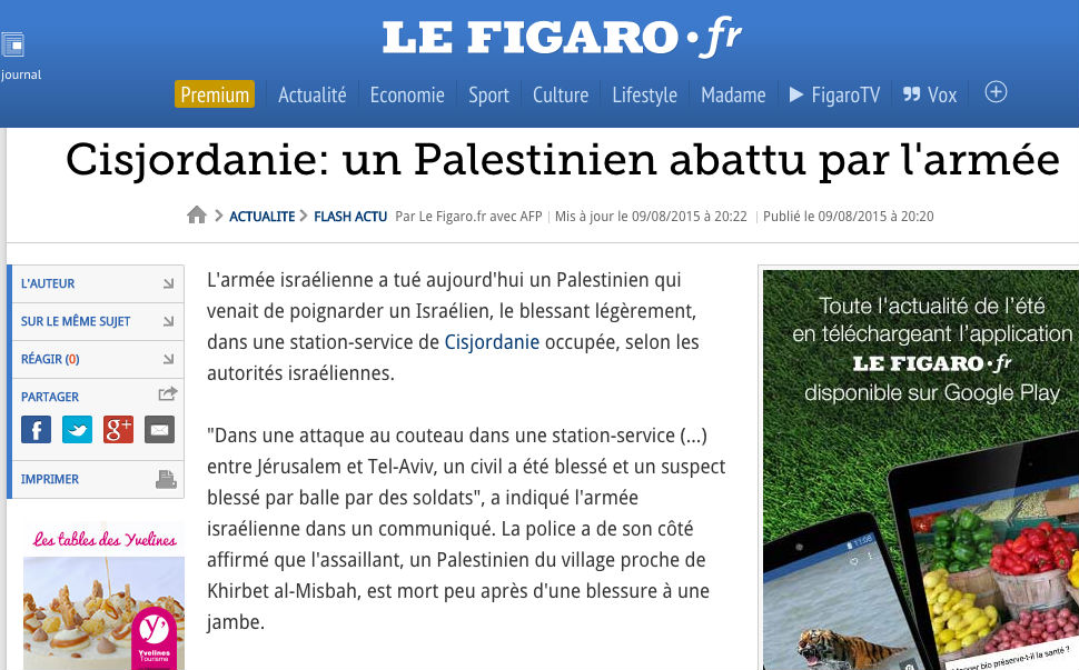 Le Figaro Premium  Actualités