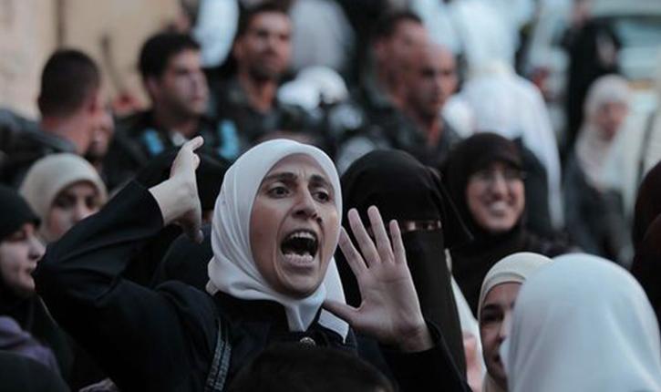 Mont du Temple: Israël devrait interdire deux organisations islamistes qui empêchent les juifs de venir prier
