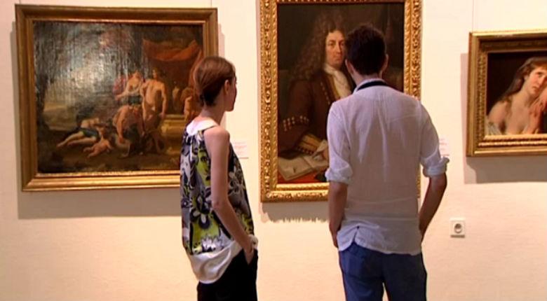 A Poitiers, un musée expose des œuvres volées à des juifs pendant la guerre