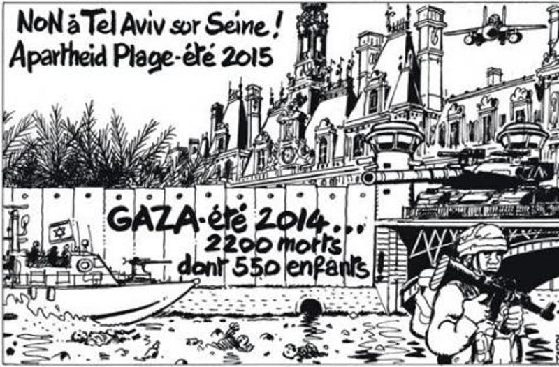 Tel-Aviv/Seine : Jacques Tardi est-il un antisémite ?