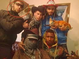 terroristes et ses amis