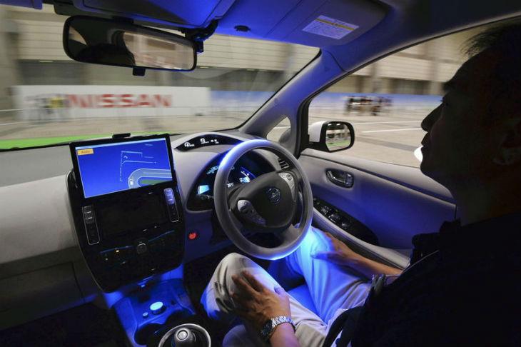 Innovation: Bientôt une voiture électrique sans conducteur en Israël