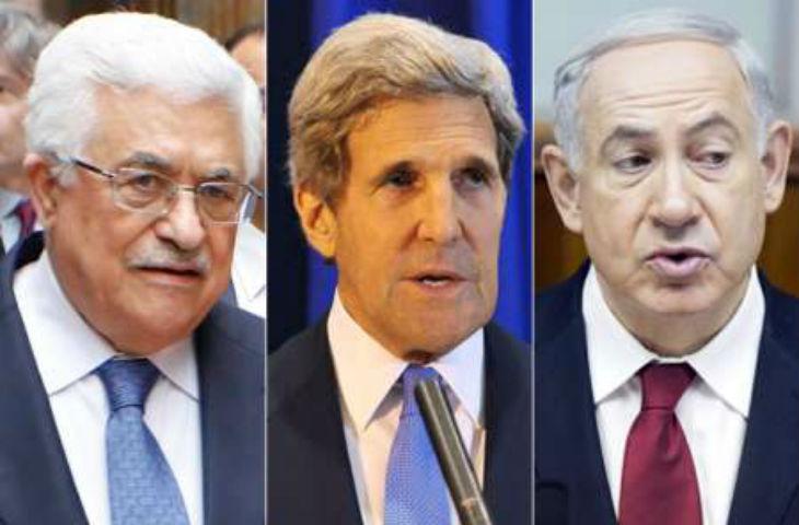 John Kerry sabote une rencontre prévue entre Abbas et Netanyahu