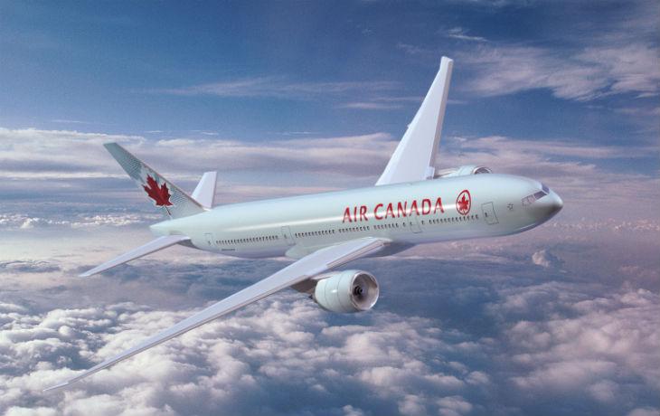 Calin Rovinescu, président et chef de la direction d'Air Canada annonce une expansion majeure de ses services entre leCanadaet Israël