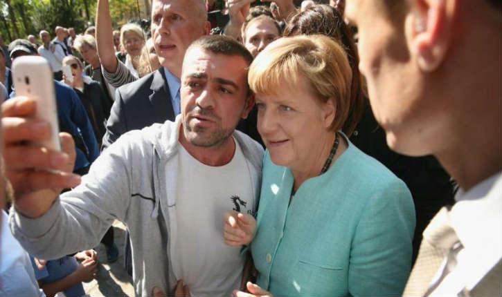 Un « migrant » viole et tue une jeune Allemande de 19 ans : Merkel a du sang sur les mains