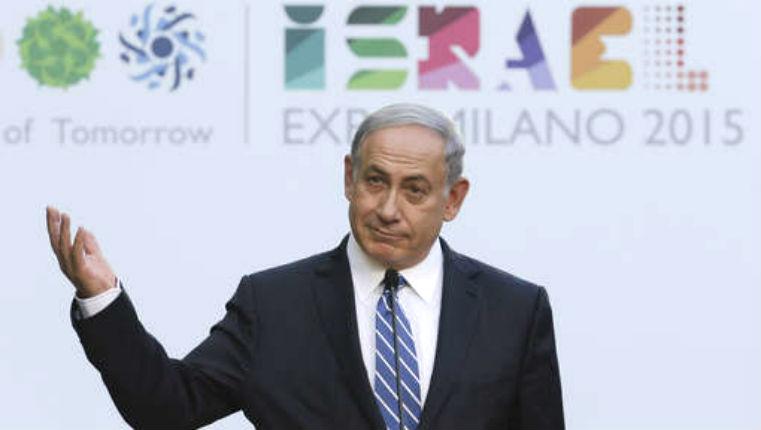 Netanyahou critiqué pour avoir mangé dans un restaurant non-casher en Italie
