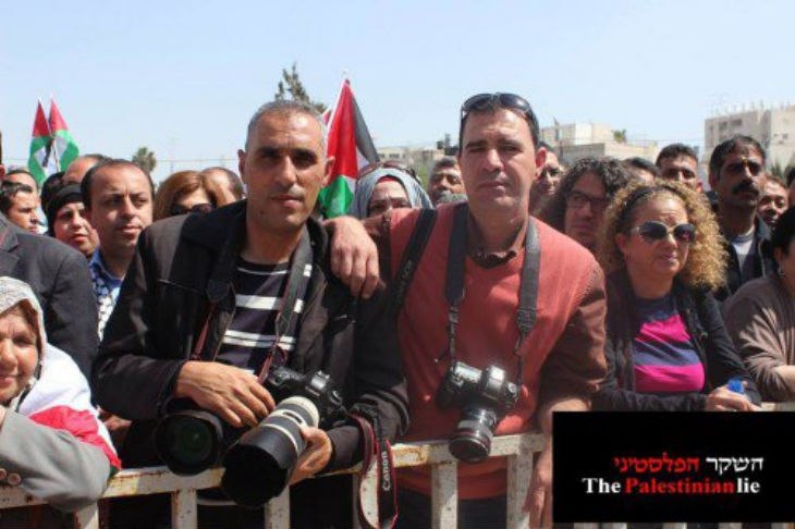 Deux journalistes de l'AFP incitateurs de violence neutralisés par des soldats israéliens