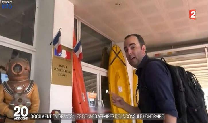 Turquie : Laurent Fabius, a suspendu la consule de France qui vendait des canots aux migrants