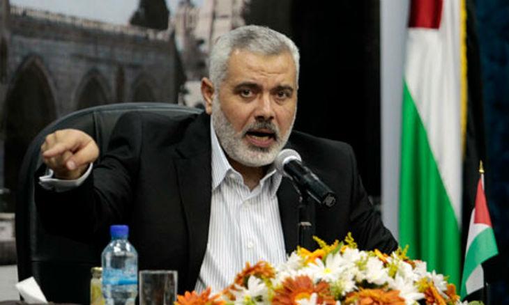 Le groupe islamiste Hamas «Nous voulons parvenir à une entente avec Israël en vue d'un accord»