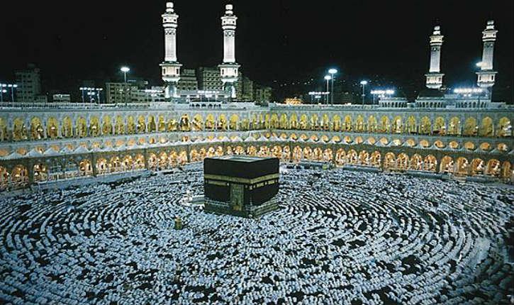 Big Ben en impose à la Mecque