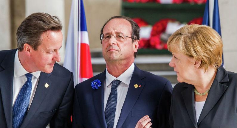 Merkel, Hollande et Cameron appellent Téhéran à reconnaître Israël «Nous qualifions d'inadmissibles certains propos tenus par les dirigeants iraniens sur l'Etat hébreux»
