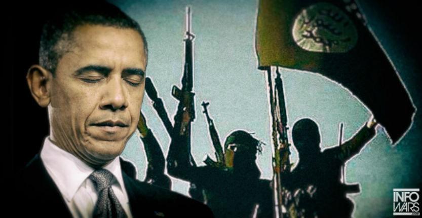 Révélations: Un leader de l'Etat islamique avoue avoir été financé par les Etats Unis.  L'administration Obama savait qu'elle finançait des groupes djihadistes en Syrie